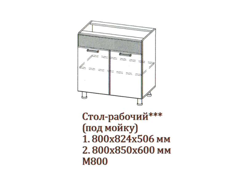 "Стол-рабочий 800 под мойку М800 800х824х506</div><font class=""price-kupimenya"">Цена 3295</font><input onclick=""product_add(3)"" type=""submit"" title=""Купить"" value=""Купить"" class=""buykupit"">"