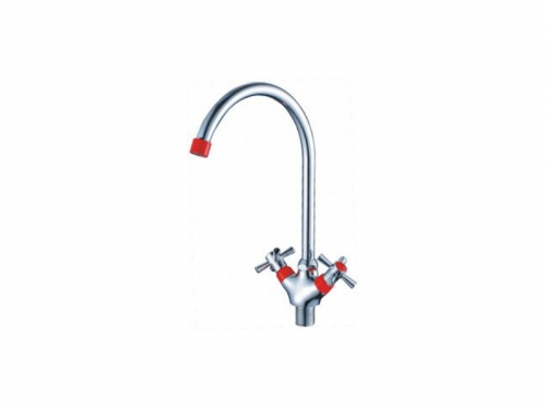 Смеситель для кухни CN46142-6 красный