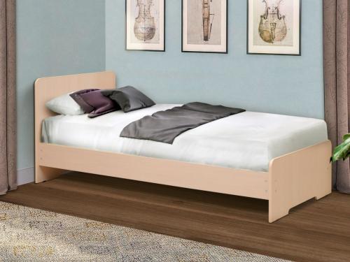 Кровать одинарная на уголках No 5 Матрица