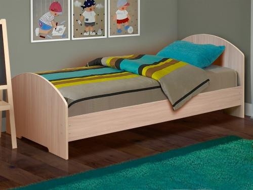 Кровать одинарная на уголках No 2 Матрица