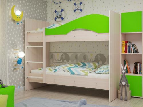 Кровать двухъярусная Мая