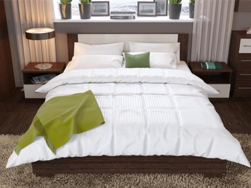 Спальня Аврора венге-дуб молочный