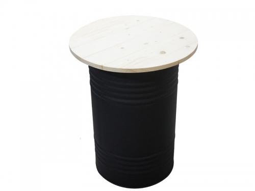 Стол Бочка 100 л со столешницей