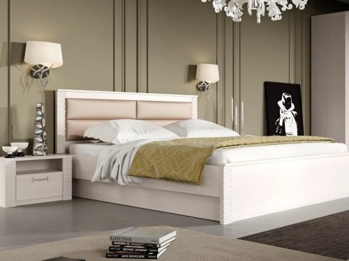 Спальня Элана Бодега белая
