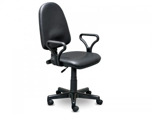 Компьютерное кресло Престиж самба кожзам